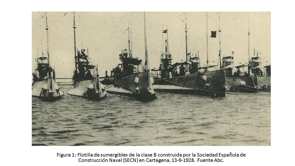 La pérdida del submarino B-5 (1/6)